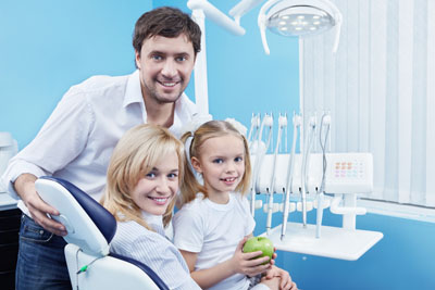 Establishing A Relationship With A Dentist For Kids Is Important For Your Child&#    ;s Health